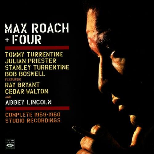 Max Roach + Four: The Complete Studio Recordings 1959 - 1960 de Max Roach