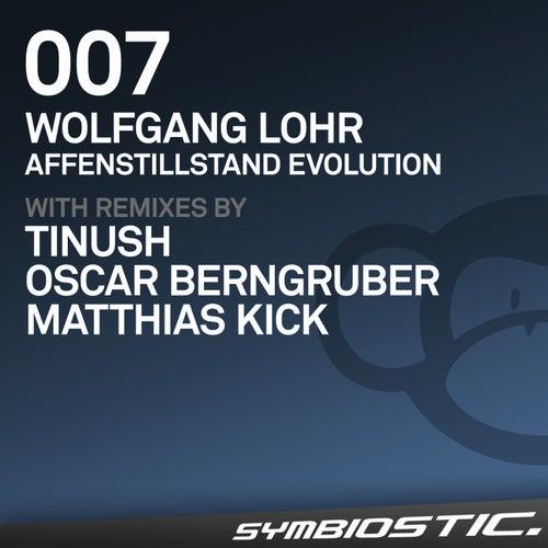 Affenstillstand Evolution von Wolfgang Lohr