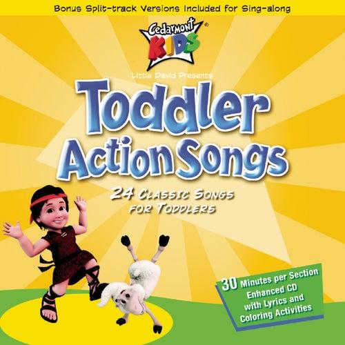 Toddler Action Songs de Cedarmont Kids