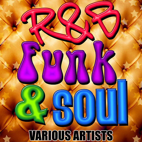 R&B Funk & Soul by Various Artists