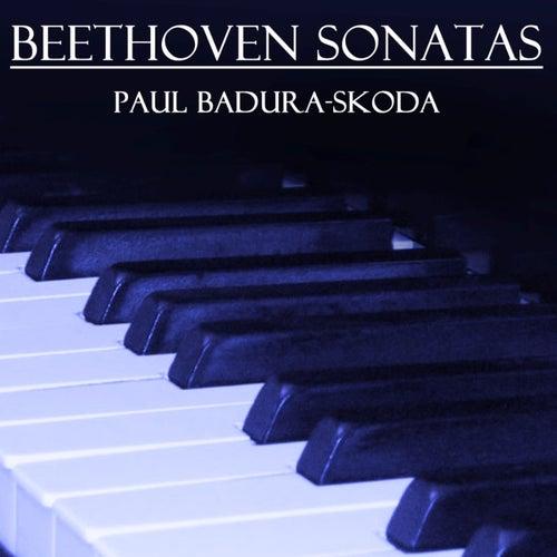 Beethoven Sonatas de Paul Badura-Skoda