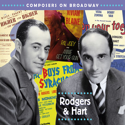 Composers On Broadway: Rodgers & Hart by Various Artists