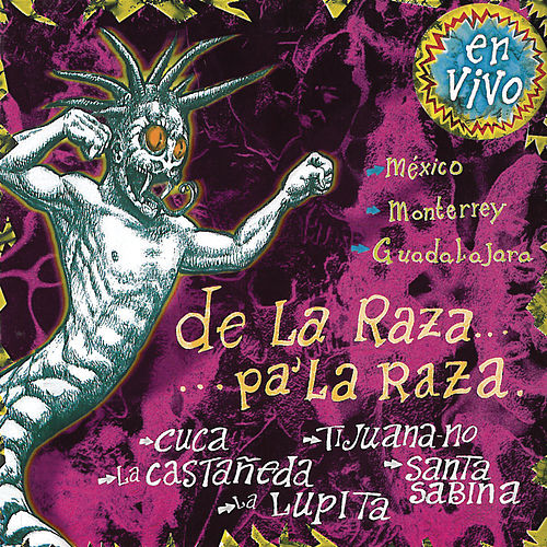 De la Raza Pa' la Raza de Various Artists