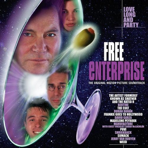 Free Enterprise (Original Motion Picture Soundtrack) by Various Artists