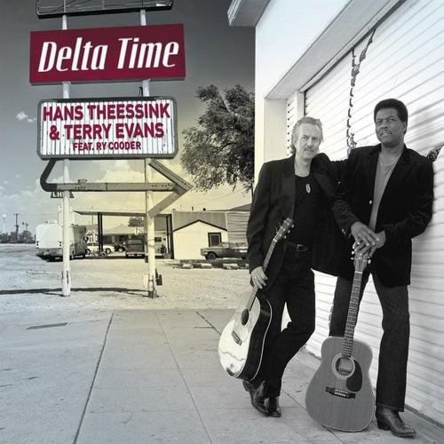 Delta Time von Hans Theessink