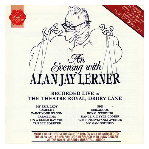 An Evening with Alan Jay Lerner (Highlights) by Various Artists