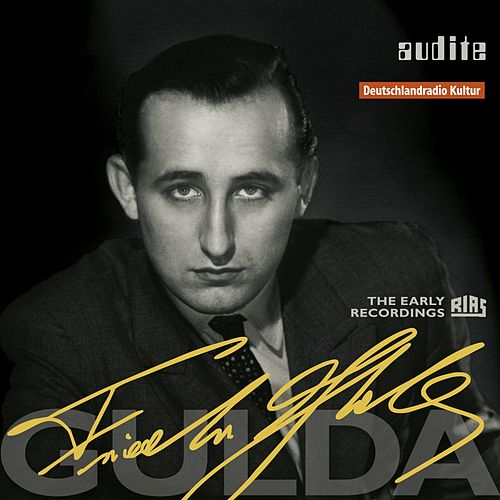 Edition Friedrich Gulda (Beethoven, Debussy, Ravel, Chopin, Mozart) (First master release - The early RIAS recordings, Berlin 1950 - 1959) by Friedrich Gulda