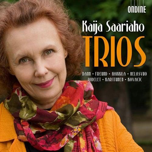 Saariaho: Trios by Kaija Saariaho