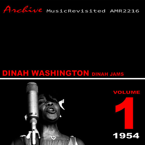 Dinah Jams by Dinah Washington