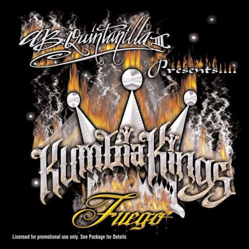 Fuego de A.B. Quintanilla Y Los Kumbia Kings
