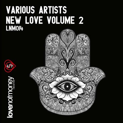 New Love Volume 2 de Various Artists
