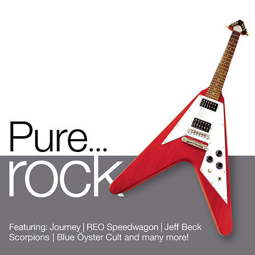 Pure... Rock de Various Artists