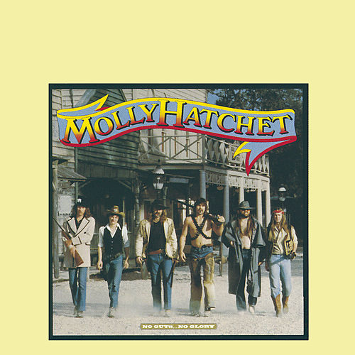 No Guts, No Glory de Molly Hatchet