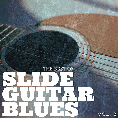 The Best of Slide Guitar Blues,Vol.2 de Various Artists