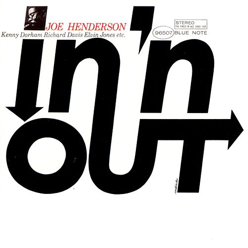 In 'N Out by Joe Henderson