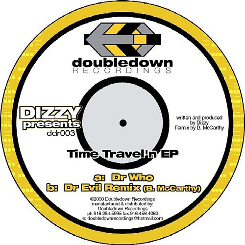 Time Travel'n Ep by Dizzy
