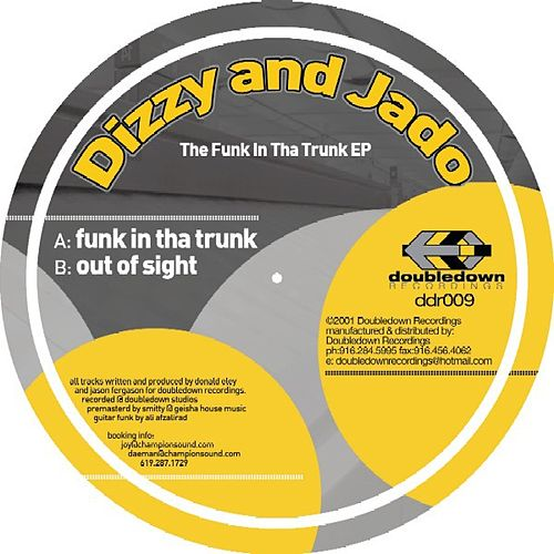 The Funk In Tha Trunk Ep by Dizzy