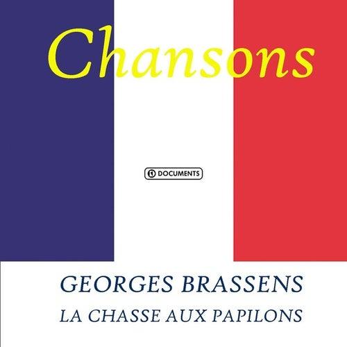 Georges Brassens - La Chasse aux papilons de Georges Brassens