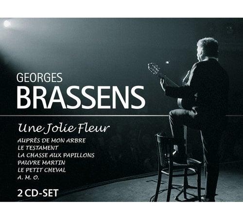 Une Jolie Fleur de Georges Brassens