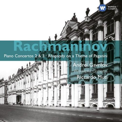 Rachmaninov: Piano Concertos 2 & 3 - Rhapsody on a Theme of Paganini by Sergei Rachmaninov