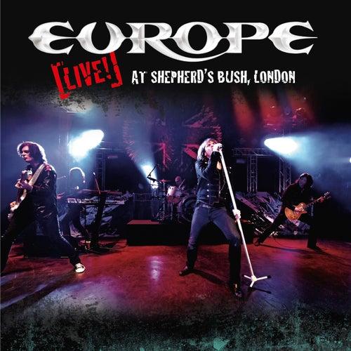Live! At Shepherd's Bush, London (Audio Version) de Europe