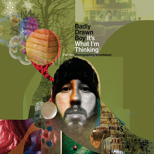 It's What They're Thinking (Collaborations...Exclusive Versions Of Tracks From The New Album Made With Various Mancunian Artists) by Badly Drawn Boy