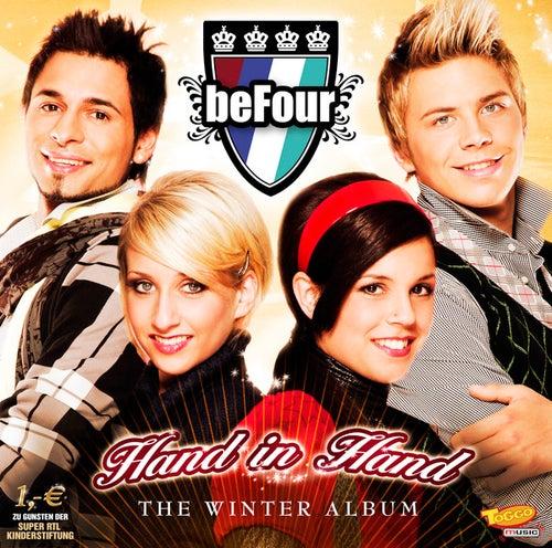 Hand In Hand (The Winter Album) von beFour