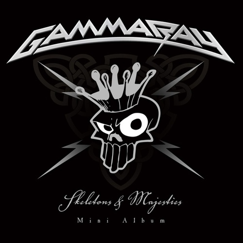 Skeletons and Majesties - The Mini Album fra Gamma Ray
