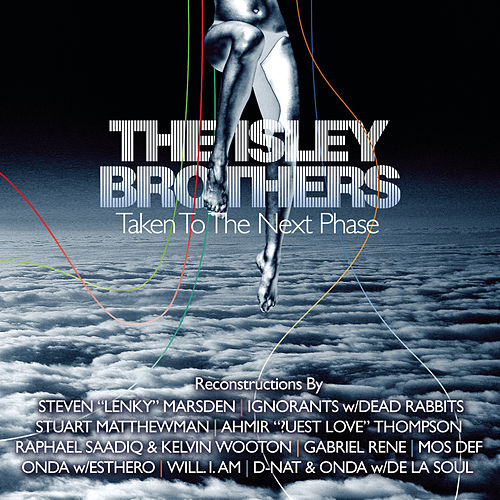 The Isley Brothers: Taken To The Next Phase (Reconstructions) de The Isley Brothers