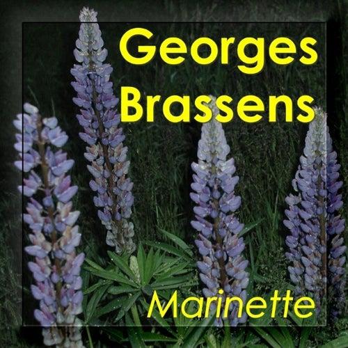 Marinette de Georges Brassens