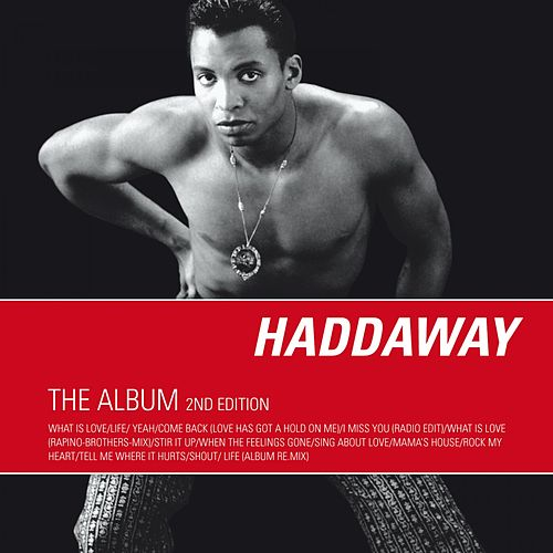 The Album 2nd Edition by Haddaway