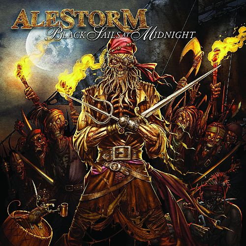Black Sails At Midnight van Alestorm