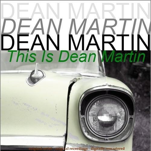 This Is Dean Martin von Dean Martin