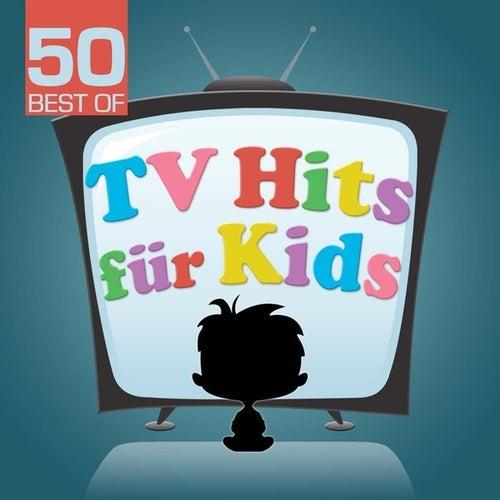50 Best Of TV Hits für Kids van TV Sounds Unlimited