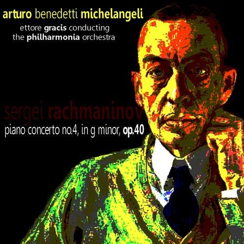 Rachmaninov: Piano Concerto No. 4 in G Minor de Arturo Benedetti Michelangeli