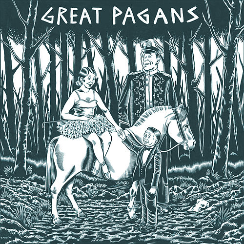 Great Pagans EP by Great Pagans