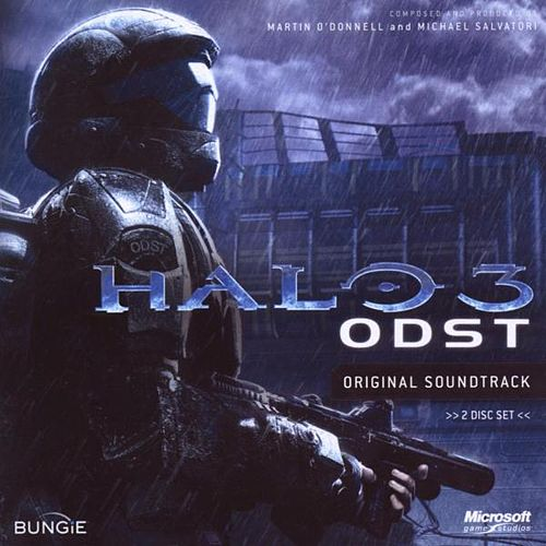 Halo 3 Odst (Original Soundtrack) by Martin O'Donnell