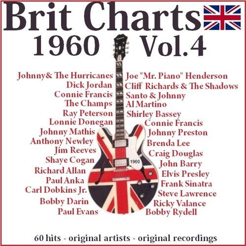 Brit Charts 1960 vol. 4 di Various Artists