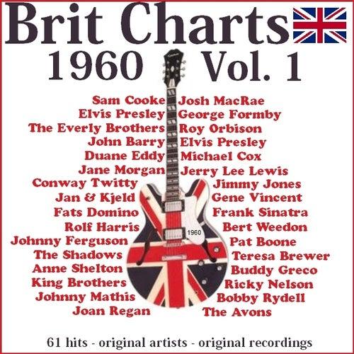 Brit Charts 1960 vol. 1 de Various Artists