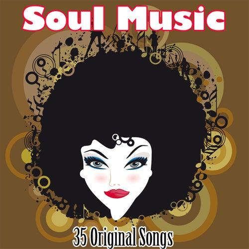 Soul Music (35 Original Songs) di Various Artists