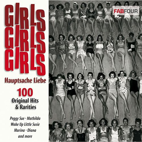 Grils, Girls, Girls de Various Artists