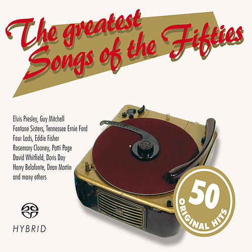 The Greatest Songs Of The Fifties de Various Artists