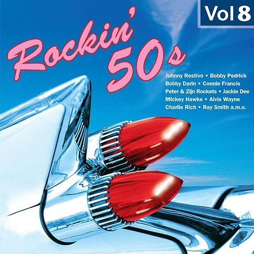 Rockin' 50s Vol.8 de Various Artists