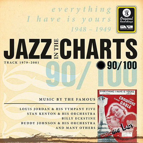 Jazz In The Charts Vol. 90  - Everything I Have Is Yours de Various Artists