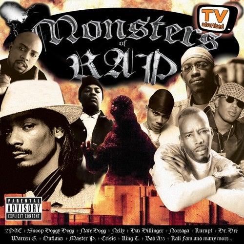 Monsters Of Rap von Various Artists