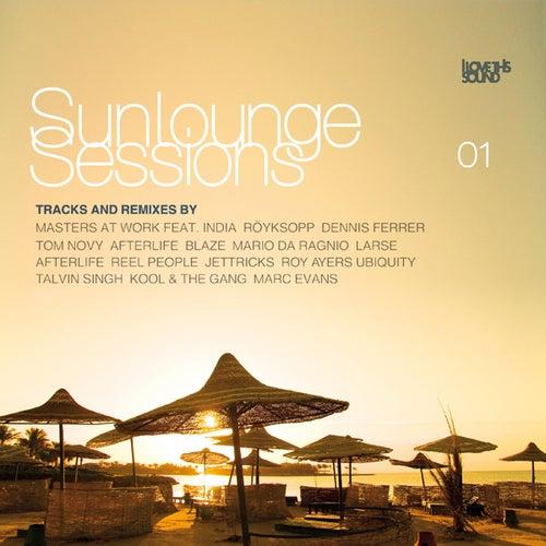 Sunlounge Sessions Vol. 1 von Various Artists