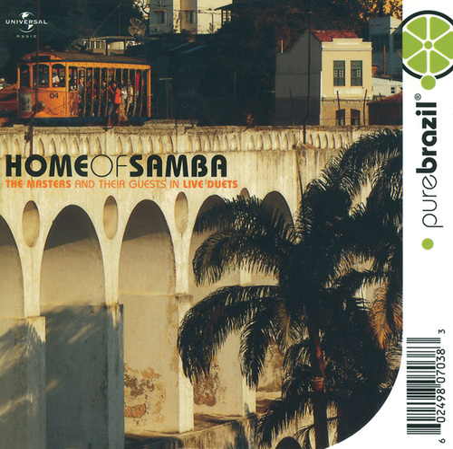 Pure Brazil: Home Of Samba de Various Artists