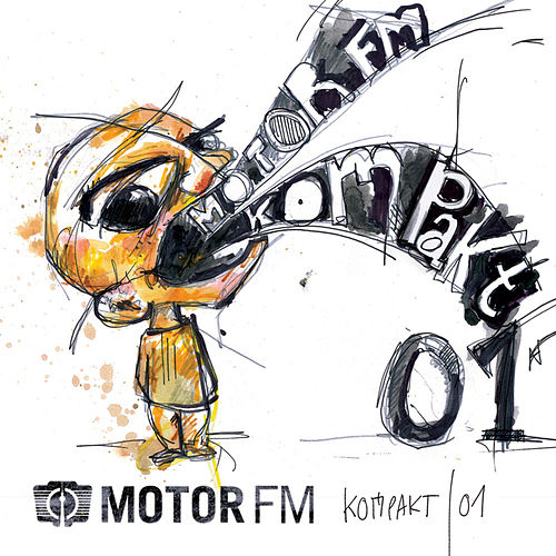 Motor FM Kompakt von Various Artists