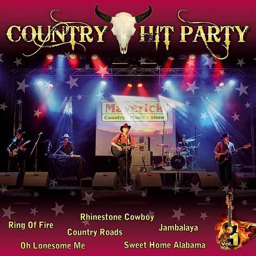Country Hit Party von Maverick