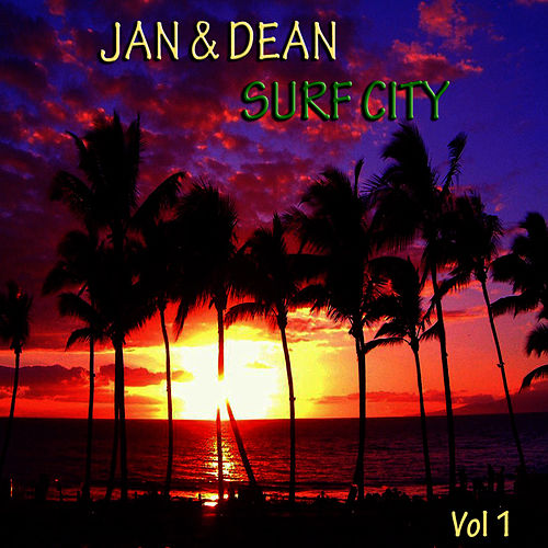 Surf City Vol. 1 de Jan & Dean